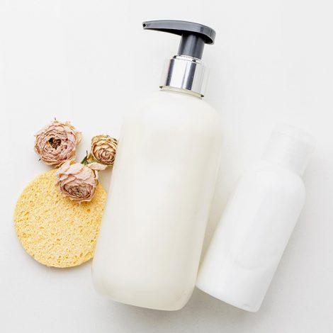 Photos restes de savons liquide