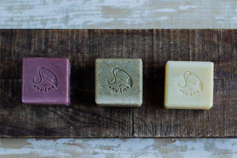 Trio de savons